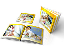 Livre photo XL rigide